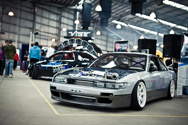 Melbourne Auto Salon S13