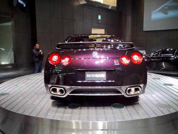 R35 GT-R specV