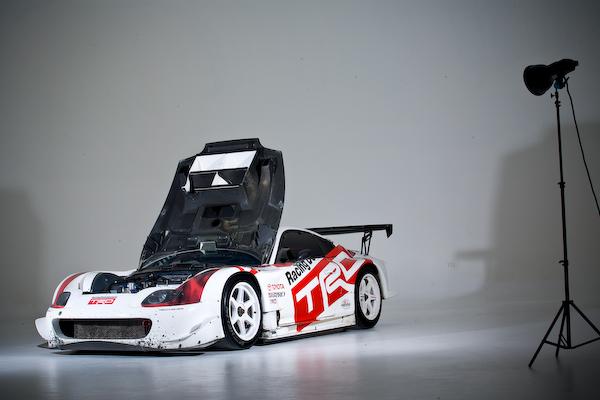TRD Super GT Supra 2