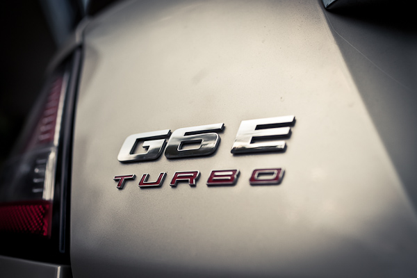 Ford G6E Turbo