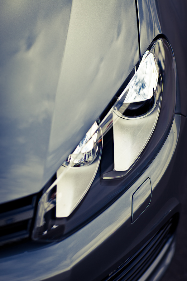 VW Golf R Headlight