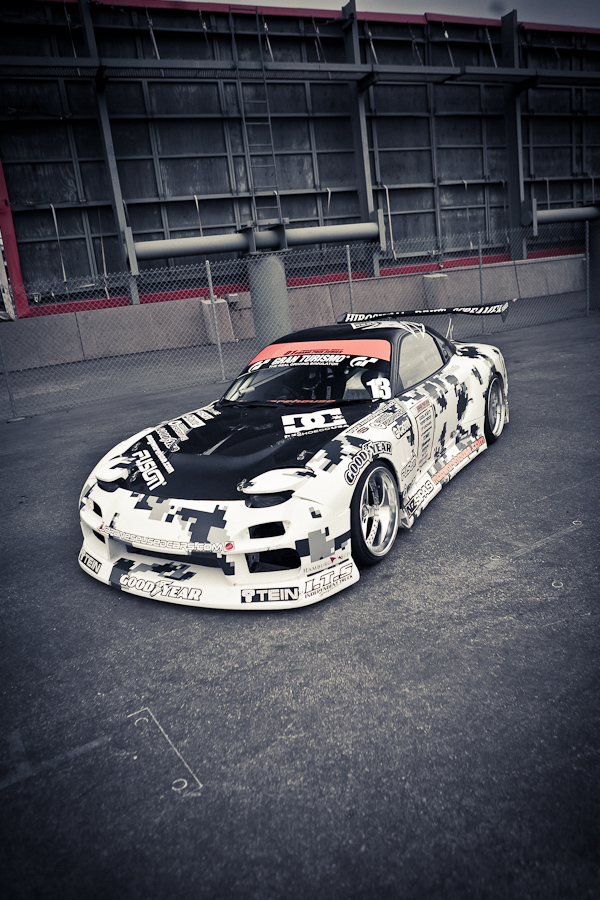 Mad Mike RX-7 Front