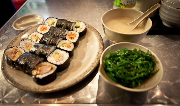 Sushi Monger Sushi