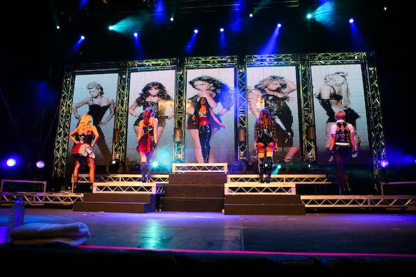 PCDs on stage