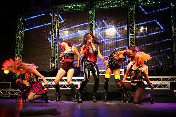 PCDs performing